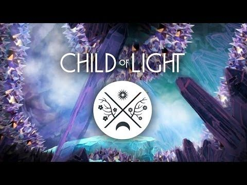 Child of Light combines beautiful watercolor backgrounds with 2D sprites that have a pen-like illustrative look. Aurora is 3D-modelled then flattened. More on that here: http://www.egmnow.com/platforms/pc/child-of-light-technical-architect-explains-mix-of-2d-3d-animation-techniques/
