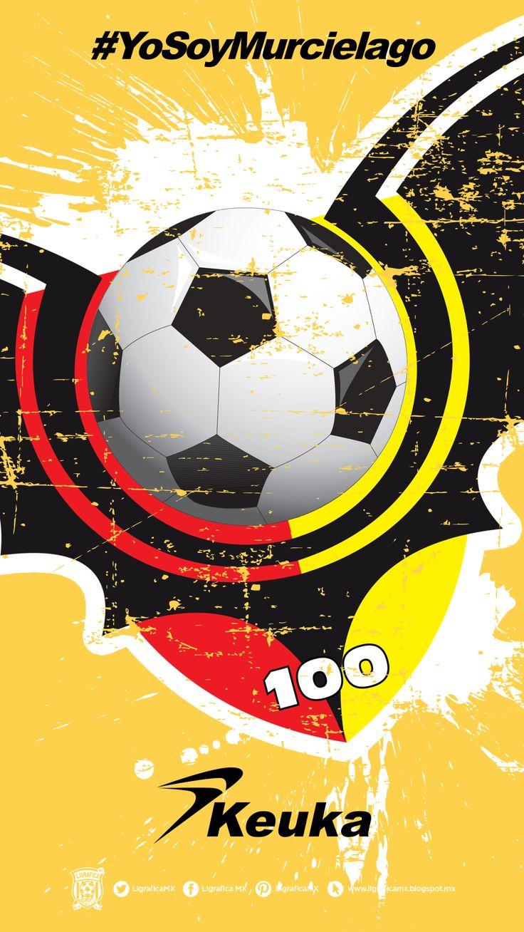#Murciélagos FC #LigraficaMX 141114CTG