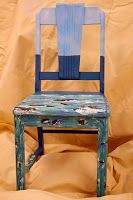 This semester our grade 11 students were asked to research an artist and design a chair as if they were that artist. They were challenged to...