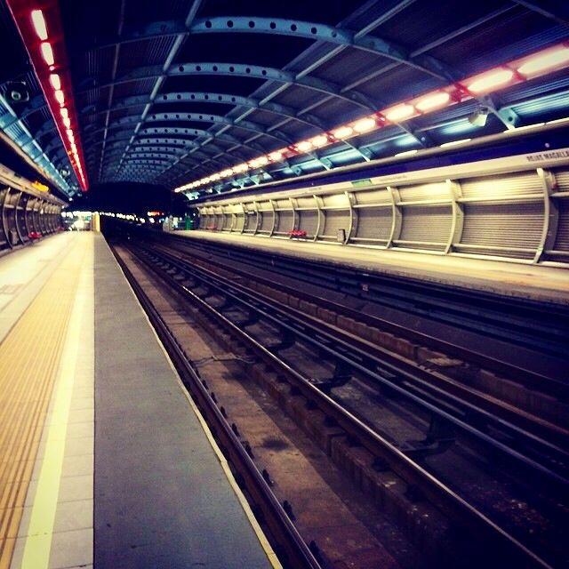 Estación de metro de Santiago
