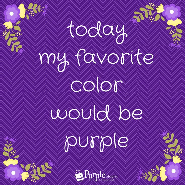 Purple Quotes: 25+ Best Ideas About Purple Things On Pinterest