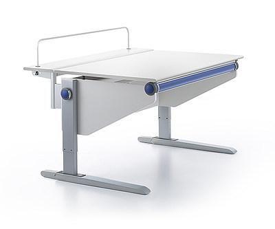 Приставка Multi Deck для парты Winner Compact  — 18135р. ------- Приставная полка расширит площадь верхней части стола, так как прикрепляется сзади к его опорам и поднимается также как и столешница. На ней имеется металлическая дуга, которая совмещает функции опоры для монитора и подставки для книг. Приставка изготавливается из тех же материалов, что и столы Moll и имеет такую же расцветку: под орех, под бук, под клен или универсальную белую.