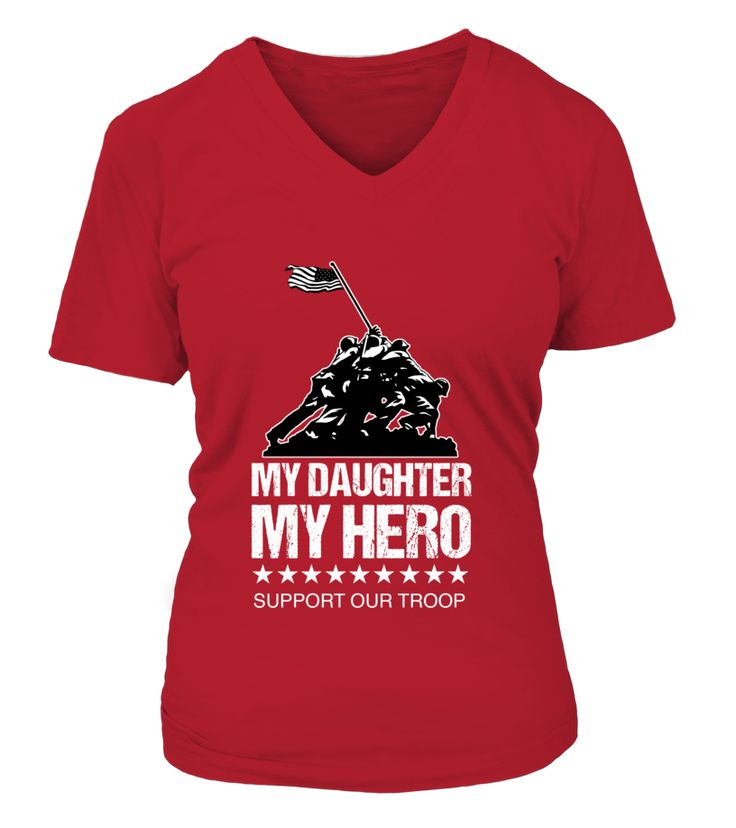 Newest item from our store: Red Friday My Dau.... Check it here: http://motherproud.com/products/red-friday-my-daughter-my-hero-t-shirts?utm_campaign=social_autopilot&utm_source=pin&utm_medium=pin