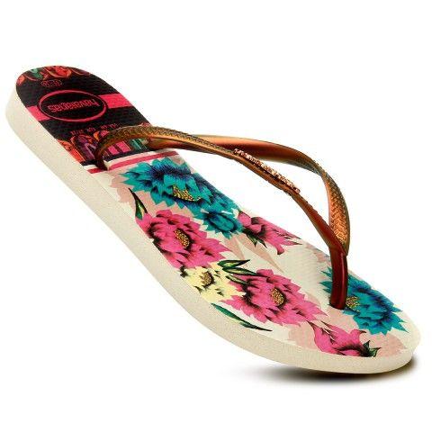 Exclusive designs of cute and lovely Havaianas! Havaianas Slim Tropical Beige Flip Flop @flopstore.com http://www.flopstore.com/com_english/havaianas-slim-tropical-beige-flip-flop.html