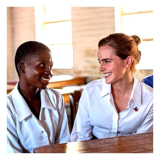 UN Women Goodwill Ambassador Emma Watson in Malawi to shine spotlight on need to end child marriages