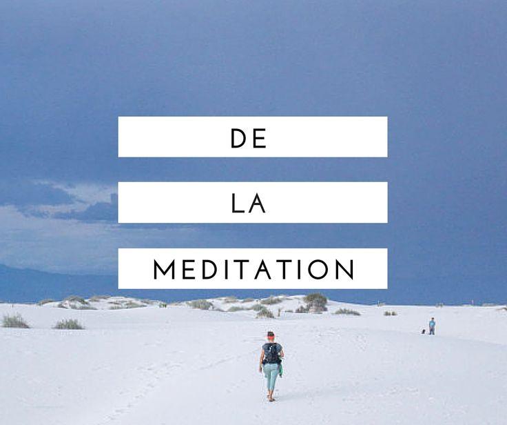 Débuter la méditation, ses bienfaits, les méthodes, les difficultés