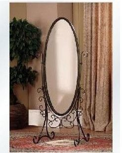 71 best espejos images on Pinterest | Mirrors, Wrought iron and ...