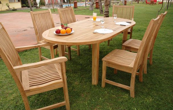 24 best images about i love teak furniture on pinterest for Outdoor dining sets for small spaces
