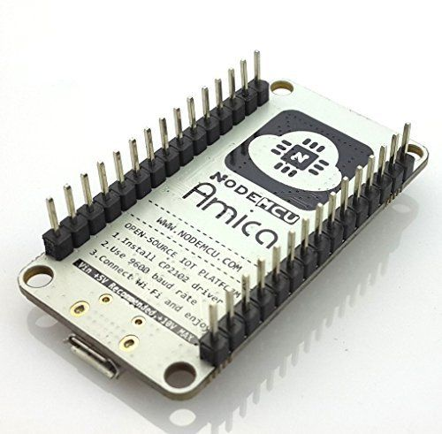 Amazon com: HiLetgo New Version ESP8266 NodeMCU LUA CP2102
