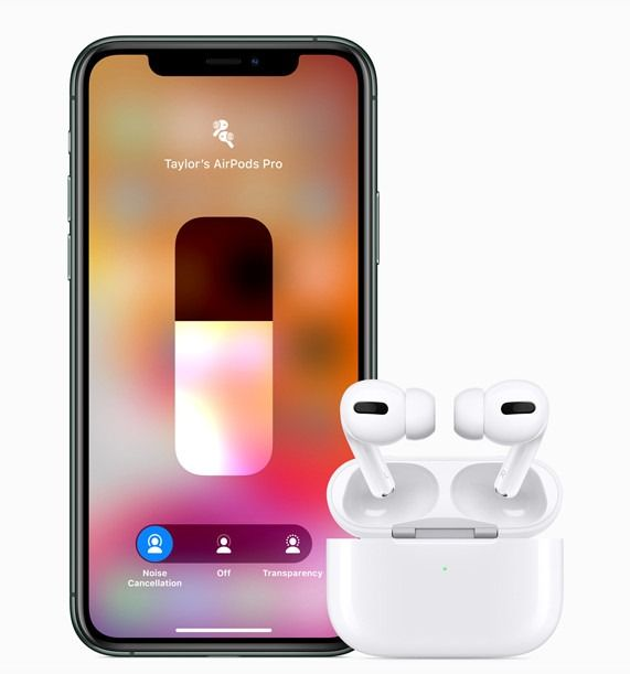 Apple Airpods Pro With In Ear Design Active Noise Cancellation Transparency Mode Announced Priced In Ind Airpods Pro Noise Cancelling Active Noise Cancellation