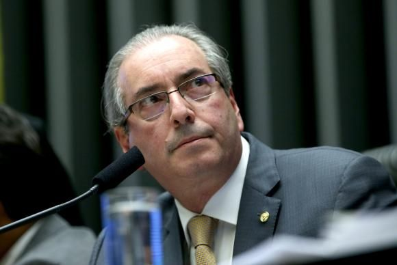 Brasil, Eduardo Cunha renuncia à Presidência da Câmara