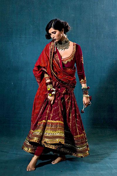 Tarun Tahiliani | Vogue Wedding Show 2014
