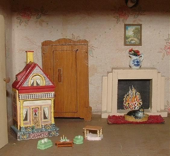 195 Best Stockbrocker Triang Dolls House Images On Pinterest