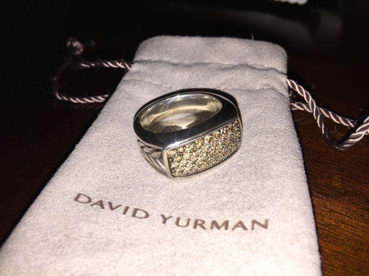 D Yurman   Ring