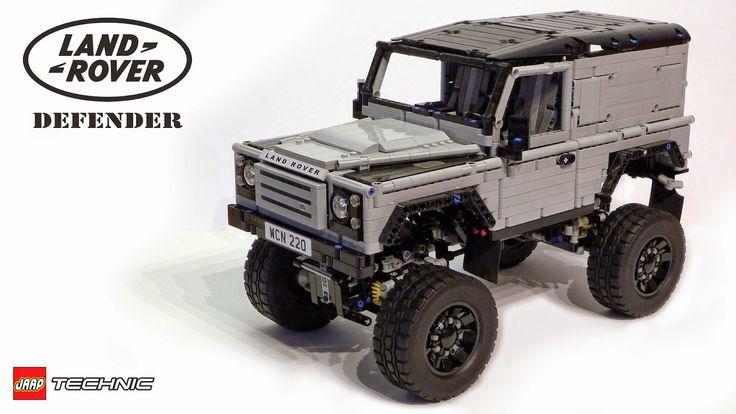 Landrover Defender Series ~ JaapTechnic