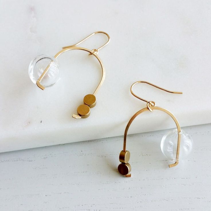 Mobile Earrings #modernJewelry