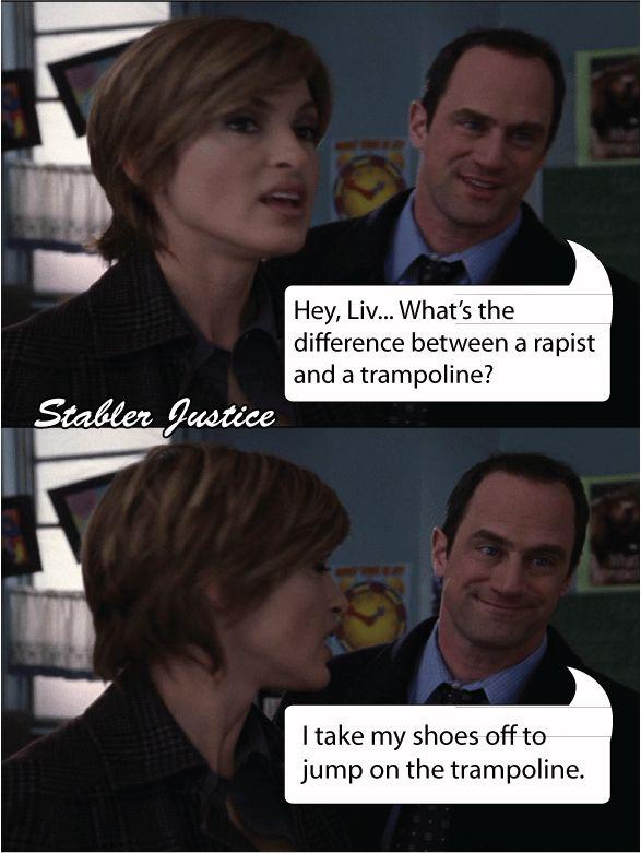 Elliot Olivia law and order svu