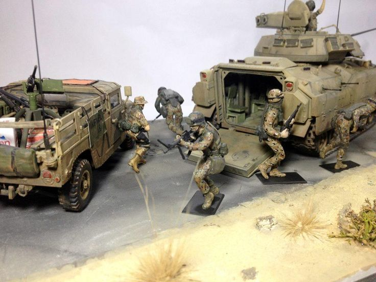 466 best images about diorama on Pinterest  Toy soldiers, Models and Soldiers