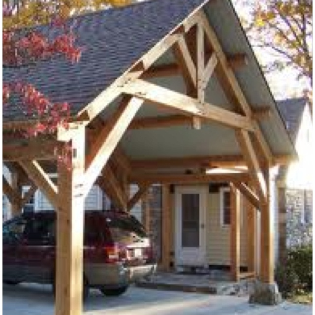 62 best carports garages images on pinterest carport for How much does it cost to build a carriage house