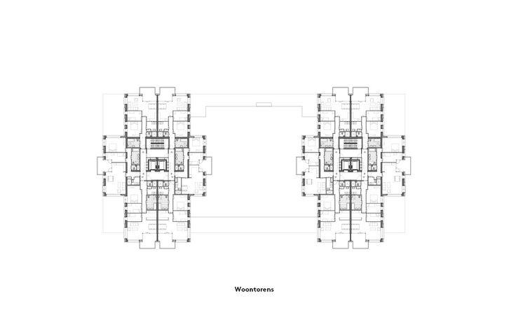 van Dongen–Koschuch Architects and Planners     Boston & Seattle Wilhelminapier, Rotterdam