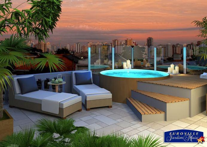 """Veja o blog Decor Salteado e seu post """"SPA em casa: como ter um cantinho relaxante""""-  http://www.blogsdecor.com/decorsalteado/spa-em-casa-veja-como-ter-um-cantinho-relaxante/ #spa #banheira #relaxar #decor #decoracao #decoracion"""