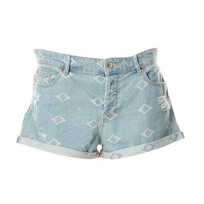#Roxy mini short blu jeans Donna  ad Euro 65.95 in #Pantaloncini #Shorts bermuda