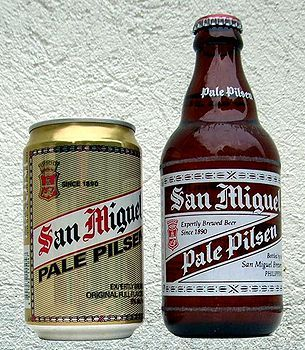 "San Miguel beer - or just a other name for:  "" It's more fun in the Philippines """