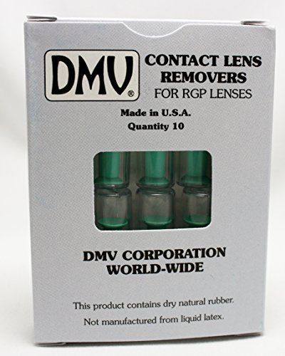 #onsale The #DMV Classic Hard Contact Lens Handler offers a simple and effective way remove and insert hard and Rigid Gas Permeable contact lenses. REMOVAL: Comp...