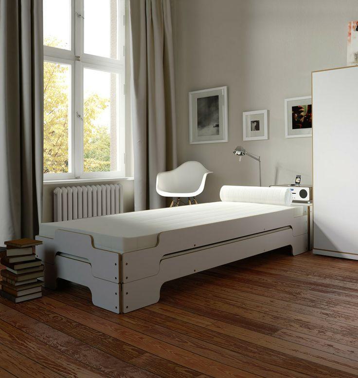 m ller m belwerkst tten stapelliege platzsparer pinterest m ller m belwerkst tten kleiner. Black Bedroom Furniture Sets. Home Design Ideas
