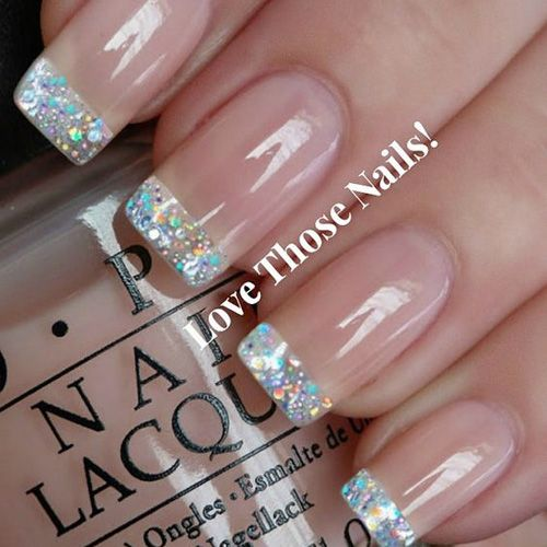 Best French Manicures - 71 French Manicure Nail Designs - Best Nail Art