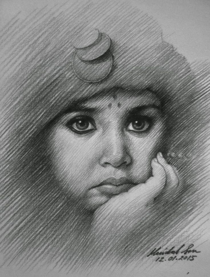 15 Best My Paintings And Sketches Images On Pinterest | Charcoal Sketch Deepika Padukone And ...