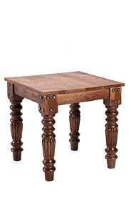 CHATEAU WOODEN SIDE TABLE
