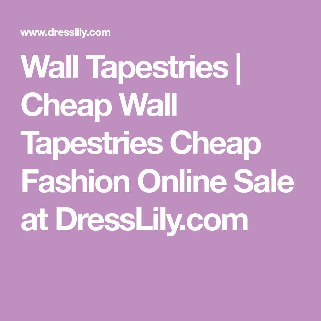 Wall Tapestries | Cheap Wall Tapestries Cheap Fashion Online Sale at DressLily.com