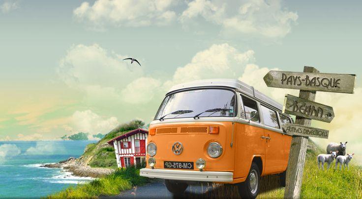 17 meilleures images propos de combi volkswagen sur pinterest voitures b - Affiche combi volkswagen ...