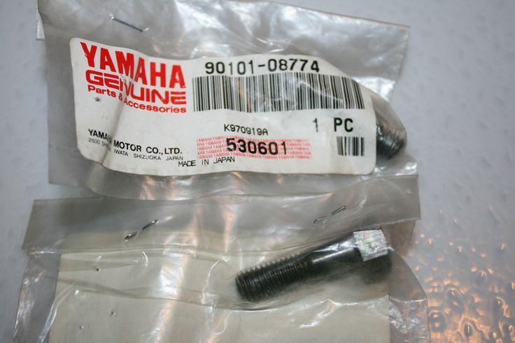 nos Yamaha snowmobile rear suspension bolt vmax 500 600 700 mm srx venture sxr
