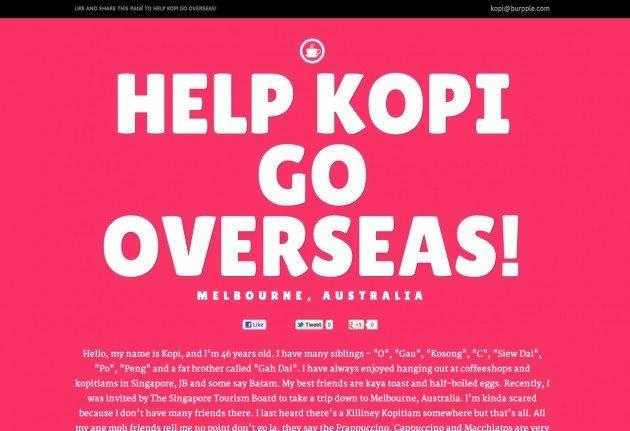 HelpKopiGoOverseas.com