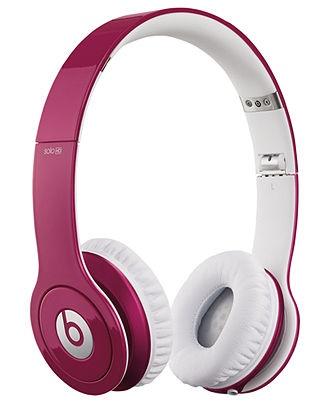 Beats by Dr. Dre Headphones, Beats Solo HD On-Ear Headphones - Mens Electronics & Gadgets - Macy's