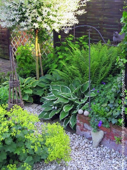 Ideal Broceliandes Gartentr ume ein Cottage Garten im Bergischen Land Hostatr ume