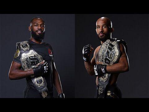UFC (Ultimate Fighting Championship): UFC Rankings Report: Jones vs Johnson P-4-P Debate Continues