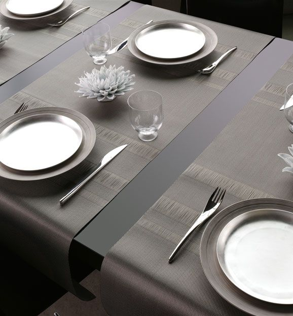 Table Linen Sets For A Classic Dinner Decoration: Bet On The Elegance Of Simplicity!
