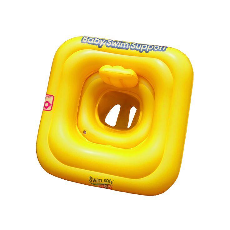 Support Bouée Gonflable pour Bébé SWIM SAFE au meilleur prix ! - LeKingStore