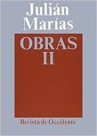 Introducción a la filosofía; Idea de la metafísica; Biografía de la filosofía / Julián Marías