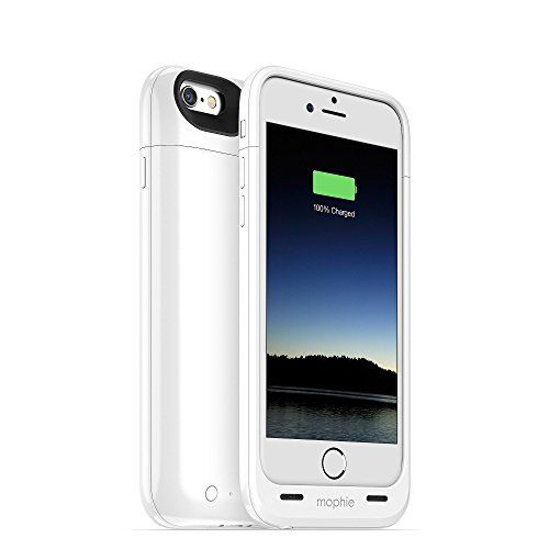 mophie juice pack air for iPhone 6 (2,750 mAh) - White
