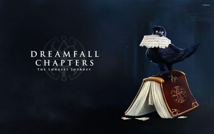 Dreamfall Chapters: The Longest Journey wallpaper