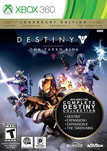 Destiny: The Taken King - Legendary Edition - Xbox 360 Activision http://www.amazon.com/dp/B00ZJ20YTG/ref=cm_sw_r_pi_dp_ddyDwb07DVWR0