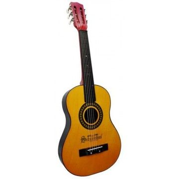 Schoenhut - Acoustic Guitar. #Entropywishlist #pintowin. My big princess would love this so she can play along with her Dad.