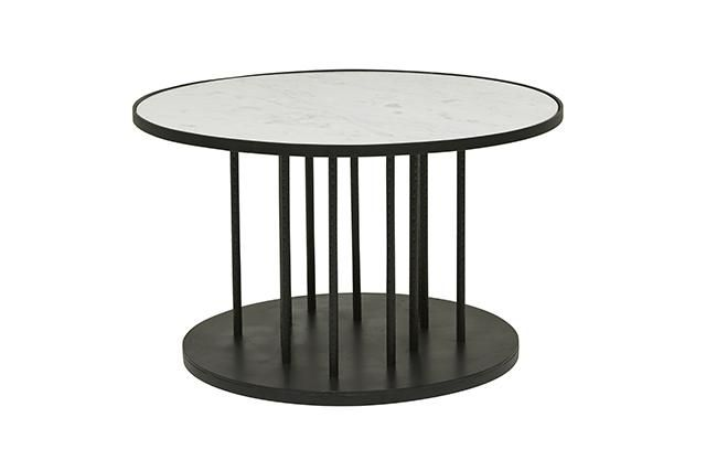 Vionnet Vertical Round Coffee Table