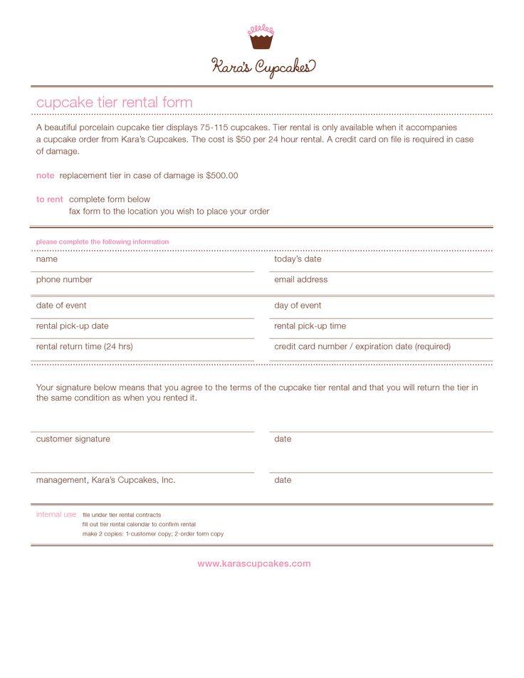 20+ beste ideeën over Cupcake factory op Pinterest - cupcake order form