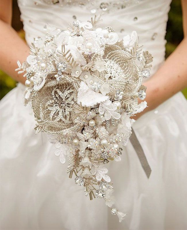 17 Ideas for a Non-Traditional Bridal Bouquet - Mon Cheri Bridals