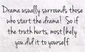 yep, you're really really good starting drama with family members, but yet you blame everyone else. Quit being insecure and rude and pointing out things in others that you think are flaws or shortcomings. All you are doing is starting drama. Nobody asks for your opinion of them, and we don't want to hear your trash talk of everyone. No wonder hardly anyone likes you. You are rude and disrespectful.